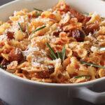 gammon-tomato-pasta